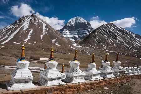 Resultado de imagen de monte la peregrinación de kailash